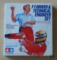 F-1 Driver & Technical Engineer Set, 1/20 Scale Grand Prix Collection No.27, Tamiya 20027-300, model plastikowy.jpg