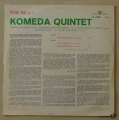 ASTIGMATIC the music of Komeda presentet by QUINTET, Polish Jazz vol, 5, płyta winylowa,2.jpg