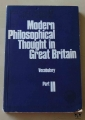 Irena Gogut-Subczyńska, Witold Mackiewicz, Modern Philosophical Thought in Great Britain, Part II  - Vocabulary.jpg