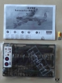 Avro Lancaster Mk.2, WW II 50 Anniversary Collection - 3, 1/144 th scale, Academy Minicraft 4403, model plastikowy,6.jpg