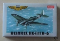 Heinkel He-111 H-6, WW II 50 Anniversary Collection - 8, Academy Minicraft 4408, 1/144 th scale.jpg