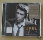 Jacques Brel, Infiniment, 2 płyty CD