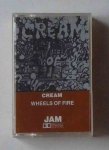Cream, Wheels of Fire, kaseta magnetofonowa
