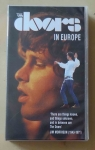 The Doors in Europe, kaseta VHS