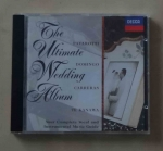 The Ultimate Wedding Album, płyta CD