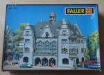 Amtsgericht, District court, Tribunal, skala 1:87, Faller H0 420