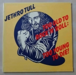 Jethro Tull, Too Old To Rock'N'Roll: Too Young To Die! LP - płyta winylowa