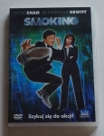 Jackie Chan, Jennifer Love Hewitt. Smoking, film DVD