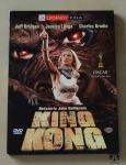 King Kong, film DVD