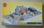 Forward Command Post, 1:76, Airfix 03381, model plastikowy
