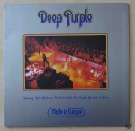 Deep Purple, Made in Europe, płyta winylowa
