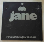 Jane; Fire, Water, Earth & Air, płyta winylowa, Brain 1084
