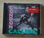The Clash, London Calling, 2-record set on 1 CD