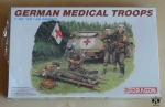 German Medical Troops, 1:35 '39-'45 Series, Dragon 6074, model plastikowy