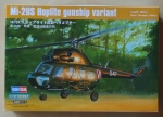 Mi-2US Hoplite gunship variant, scale 1:72, Hobby Boss No.: 87242, model plastikowy