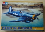 Vought F4U-1D Corsair, 1/48 Scale, Tamiya 61061 2000, model plastikowy