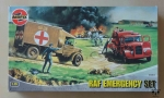 RAF Emergency Set, 1:76, Airfix 03304, model plastikowy
