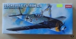 Focke Wulf FW190A 6/8, 1/72nd scale, Academy Hobby Model Kits 2120