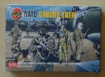 NATO Ground Crew, 1:72, Airfix 01758, model plastikowy