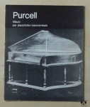 Henry Purcell, Album per pianoforte / clavicembalo, ed. Jan Drath, nuty