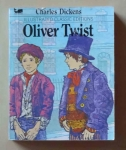 Charles Dickens, Oliver Twist, Illustrated Classic Editions