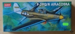 P-39Q/N Airacobra, 1/72 scale, Academy, model plastikowy