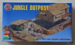 Jungle Outpost, 1:72, Airfix 03382 (model plastikowy)