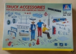 Truck Accessories For European And American Trucks, 1:24 Scale, Italeri No 720, model plastikowy