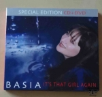 Basia, It's That Girl Again - Special Edition CD + DVD