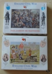 English Civil War - Royalist & Parliament Musketeers, A Call To Arms Plastic Figures 1/32 scale