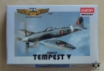 Hawker Tempest V, 1/144th Scale, Academy Minicraft 4415, model plastikowy