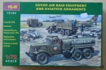 Soviet Air Base Equipment and Aviation Armaments, Scale 1:72, ICM 72102, modele plastikowe