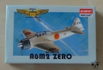 Mitsubishi A6M2 Zero, 16 WWII 50 Anniversary Collection, 1/144th Scale, Academy Minicraft 4416, model plastikowy