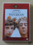 Fellini Satyricon, film DVD