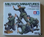 German Infantry Mortar Team, Military Miniatures 1/35 Scale, Tamiya 35193 600, model plastikowy