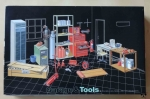 Garage & Tools, 1/24 scale, Fujimi 11032, model plastikowy