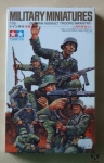 German Assault Troops (Infantry), Military Miniatures 1/35, Tamiya 35030, model plastikowy