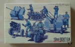 150 mm Rocket Gun with BMW Sidecar and 8 Soldiers, 1/76, Fujimi 76053, model plastikowy