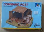 Command Post, 1:35 scale, Italeri No 417