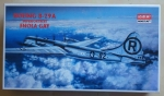 Boeing B-29 A Superfortress Enola Gay, 1/72 Scale, Academy 2154, model plastikowy