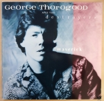 George Thorogood & the Destroyers, Maverick (1985), płyta winylowa