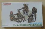 "U.S. Helicopter Crew, 1/35 ""Nam"" Series, Dragon 3311, model plastikowy"