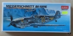 Messerschmitt Bf-109E, 1/72nd scale, Academy Minicraft 2133