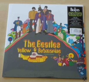 The Beatles, Yellow Submarine, płyta winylowa