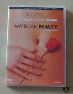 American Beauty, film DVD