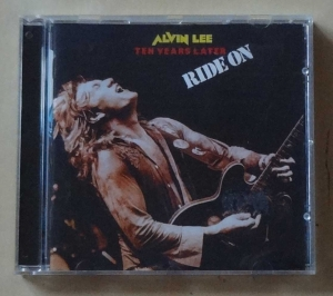 Alvin Lee, Ten Years Later. Ride On, płyta CD