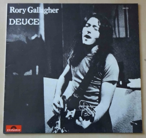 Rory Gallagher, Deuce, płyta winylowa