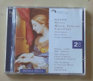 Haydn, Masses. 2 płyty CD