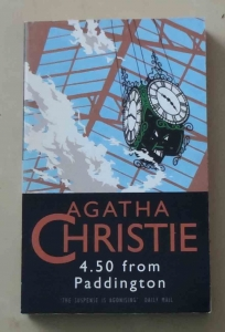 Agatha Christie, 4.50 from Paddington