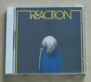 Reaction, płyta CD